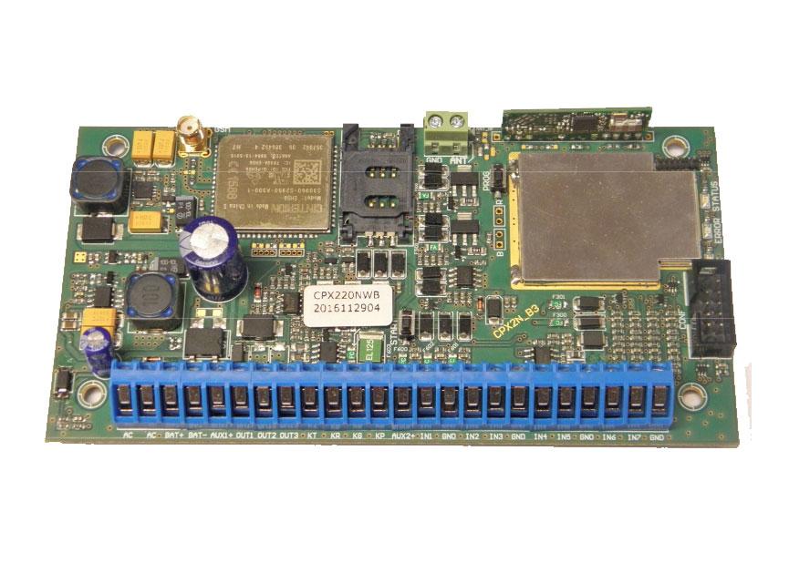 CPX220NWB-60 Alarm Kontrol Ünitesi