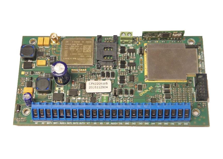 CPX230NWB-60 Alarm Kontrol Ünitesi